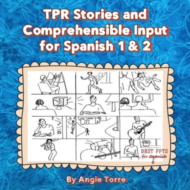 TPR Storytelling Spanish One and Two