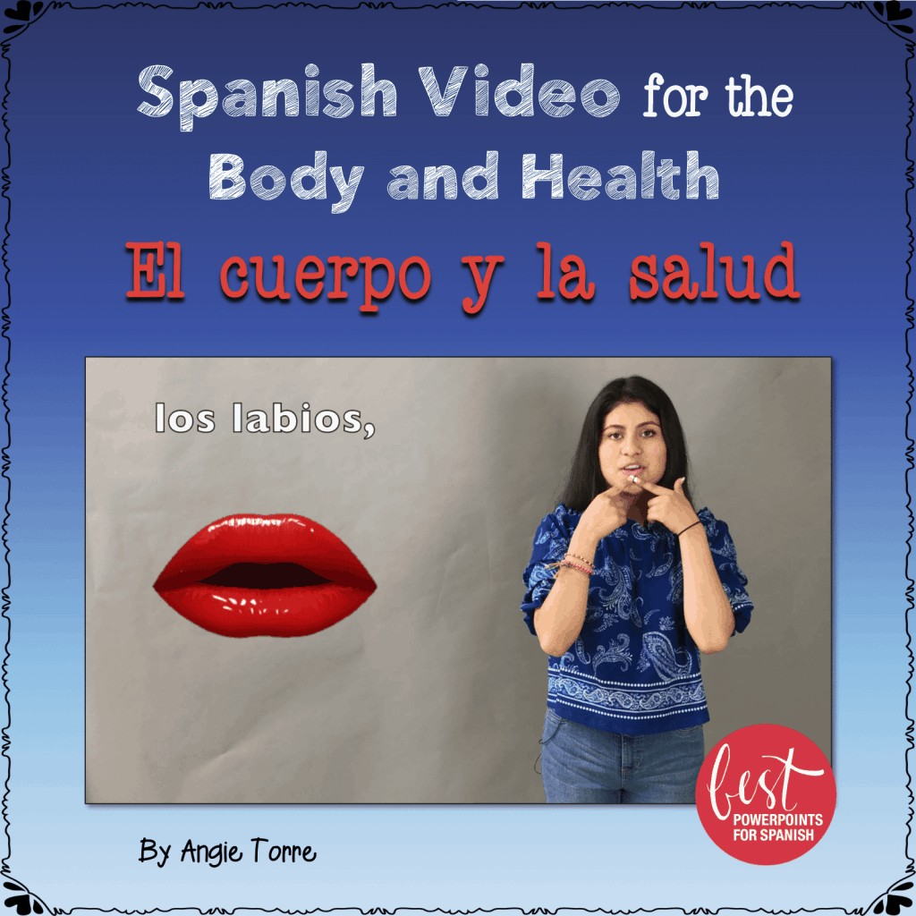 Spanish Video for the Body and Health
