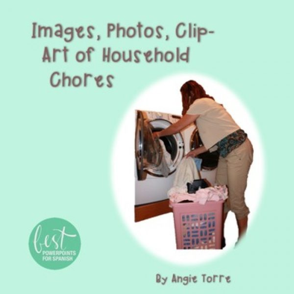Images, Photos, Clipart of Household Chores