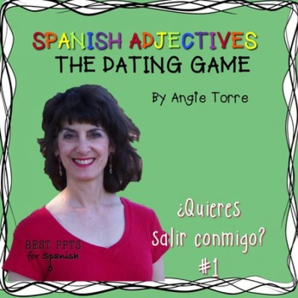 Spanish Adjectives- The Dating Game