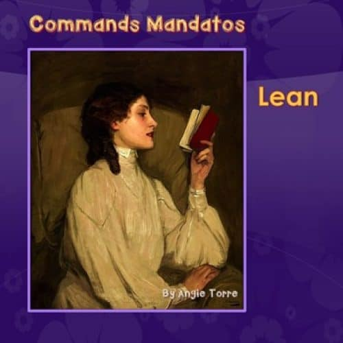 Spanish Commands PowerPoint
