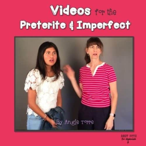 Spanish Preterite Imperfect Videos