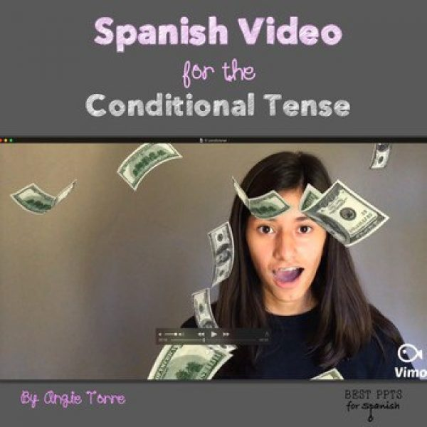 Spanish Conditional Tense Video