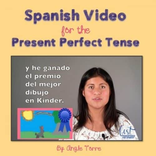 Spanish Present Perfect Video