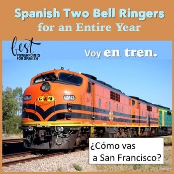 Spanish Two Bell Ringers