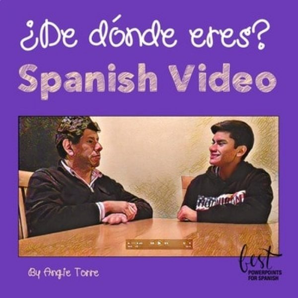 ¿De dónde eres? Spanish Video