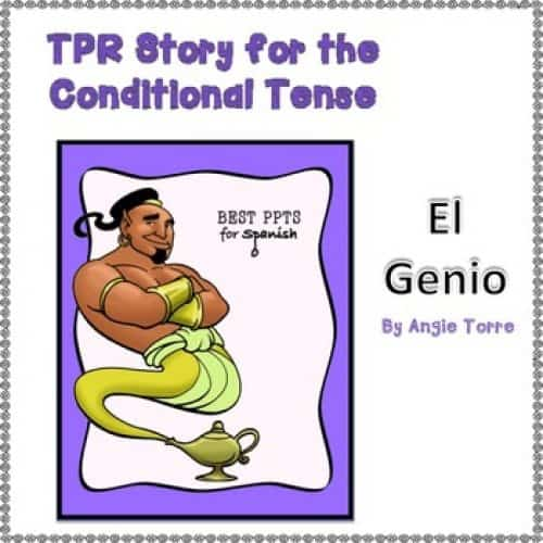 TPR Story for the Spanish Conditional Tense