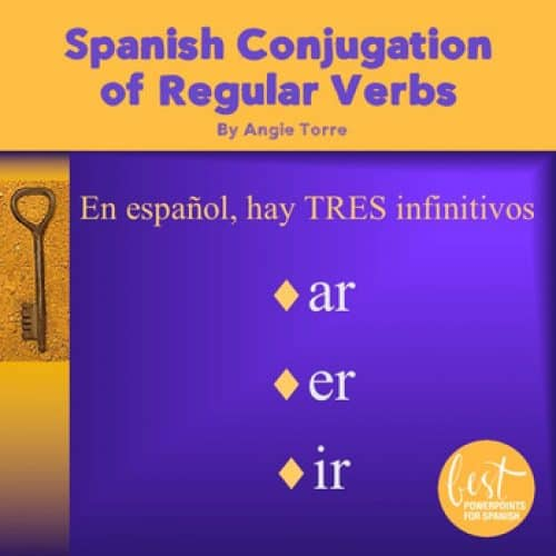 spanish preterite jeopardy powerpoint and activities - best, Powerpoint templates