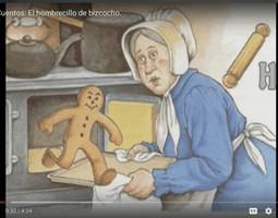 Using Videos for Comprehensible Input: El hombre de bizcocho