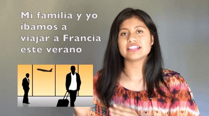Using Videos for Comprehensible Input: Spanish Video Imperfect Tense