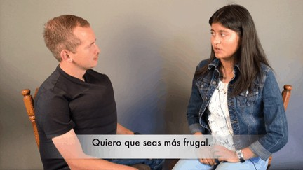 Targeted comprehensible input: Spanish Video for the Present Subjunctive