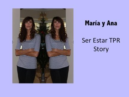 Spanish Ser Estar TPR Story