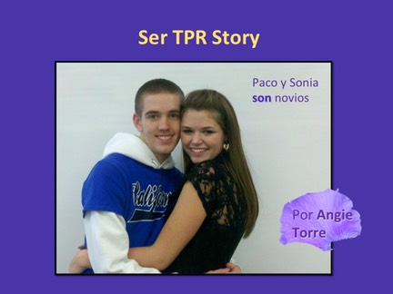 Spanish Ser TPR Story PowerPoint