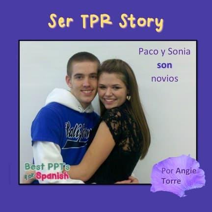 Spanish Ser TPR Story