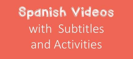 Spanish One Videos