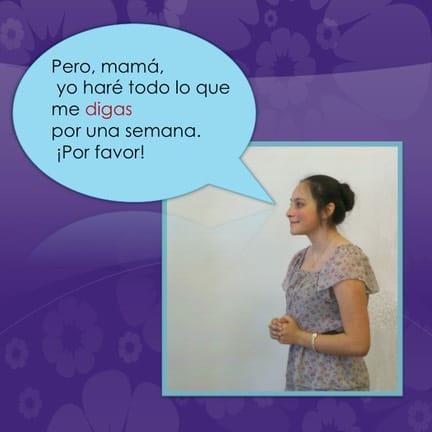 Spanish Subjunctive TPR Story PowerPoint