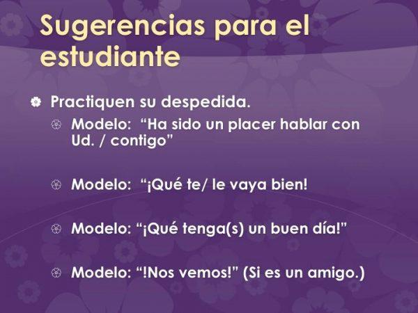 AP Spanish: Persuasive Essay