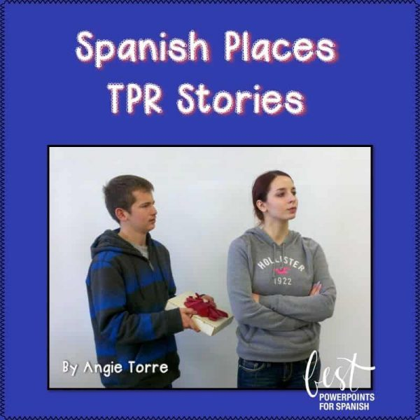 Spanish Places TPR Stories