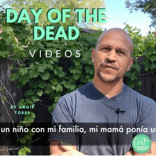Day of the Dead, El Día de los Muertos Videos
