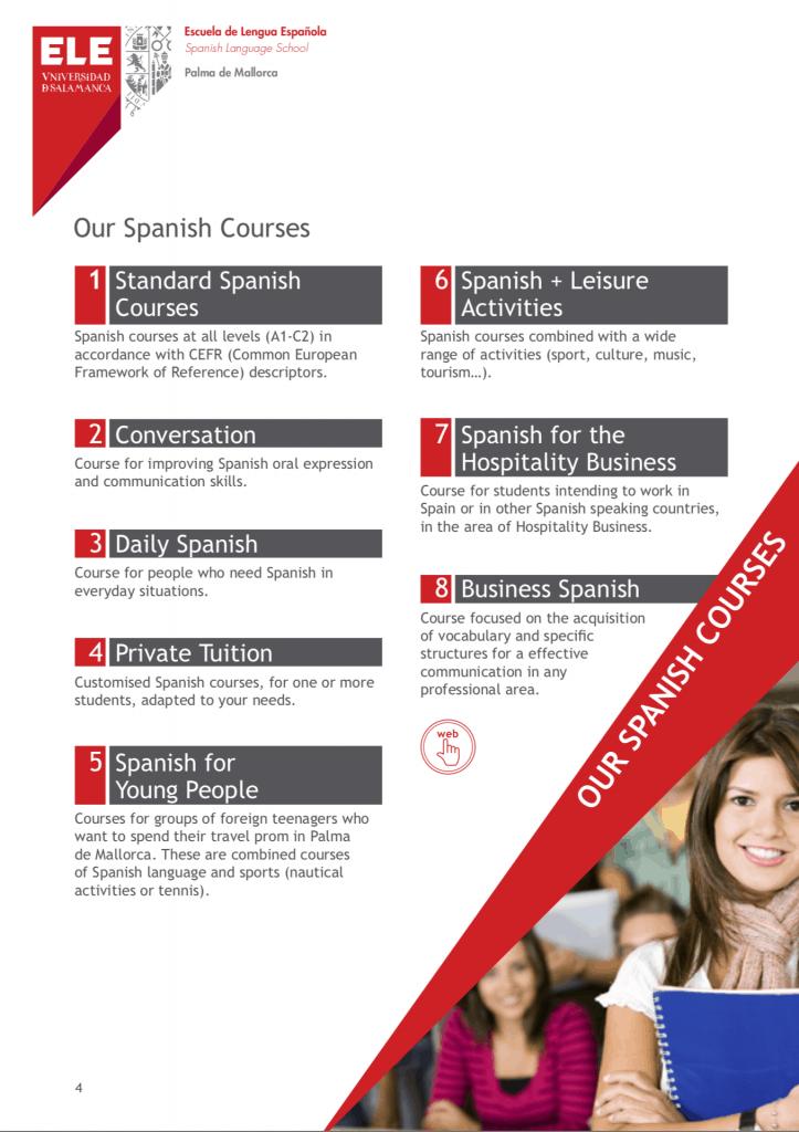 Spanish Courses Palma de Mallorca