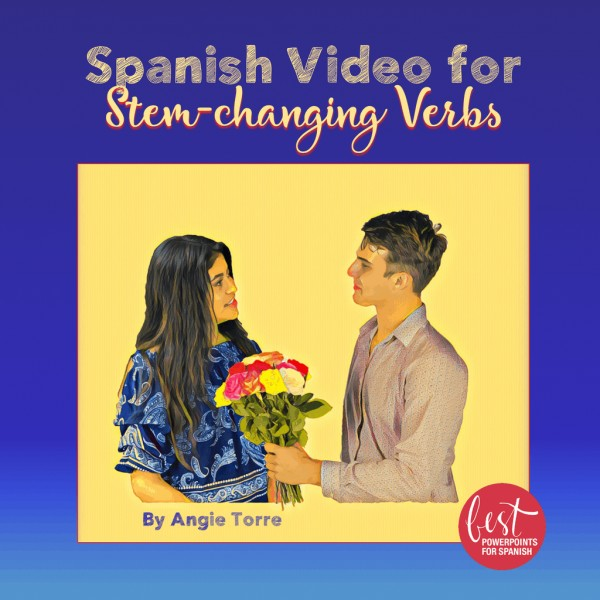 Spanish Stem-changing Verbs Video