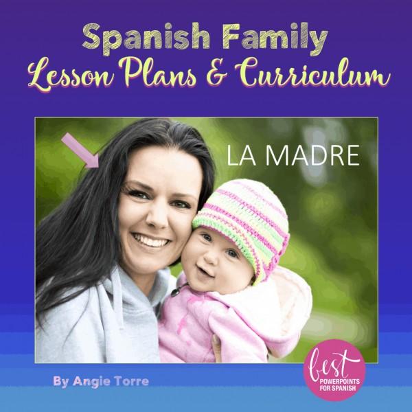 La familia lesson plans and curriculum