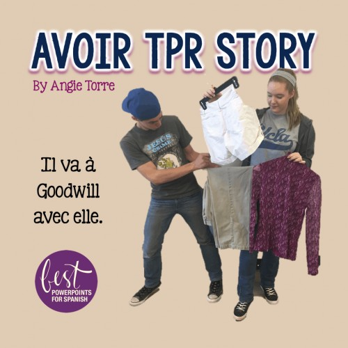French Avoir TPR Story