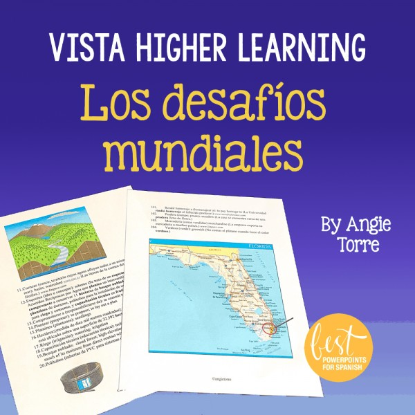 Vista Higher Learning Los desafíos mundiales