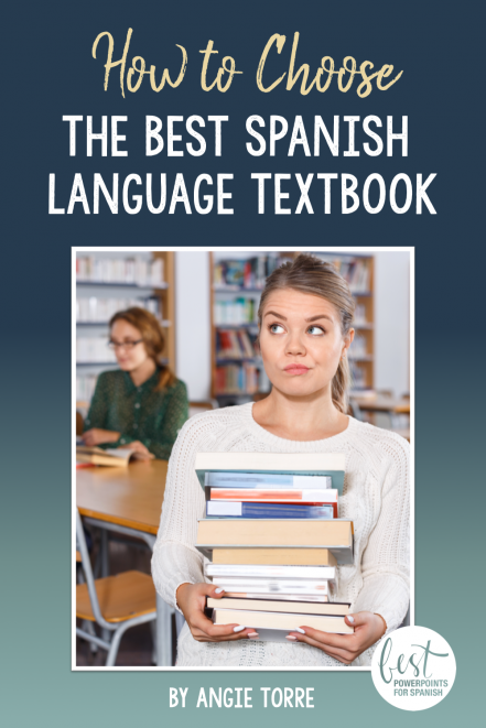 How to Choose the Best Spanish Language Textbook