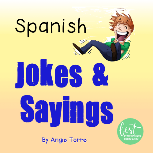 Spanish Jokes & Sayings
