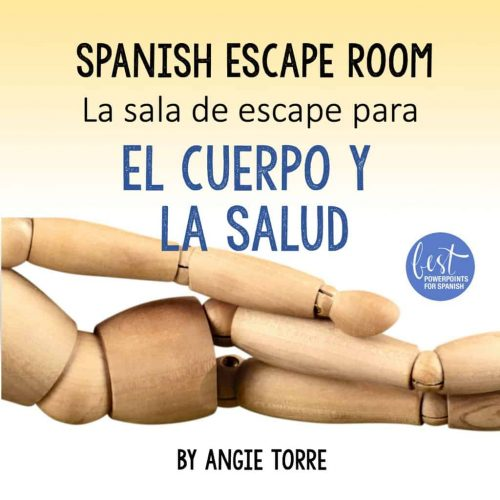 Spanish Escape Room La sala de escape para El cuerpo y la salud