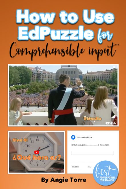 How to Use Edpuzzle for Comprehensible Input