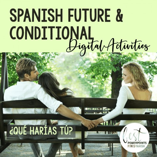Spanish Future and Conditional Digital Activities