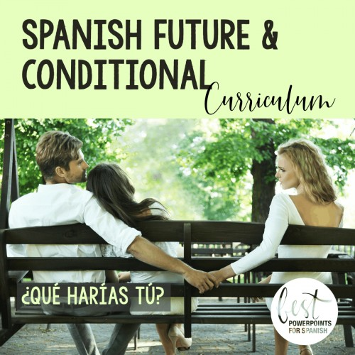Spanish Future and Conditional Curriculum