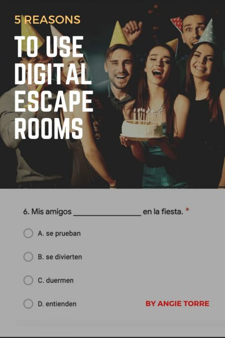 5 Reasons to Use Popular Digital Escape Rooms