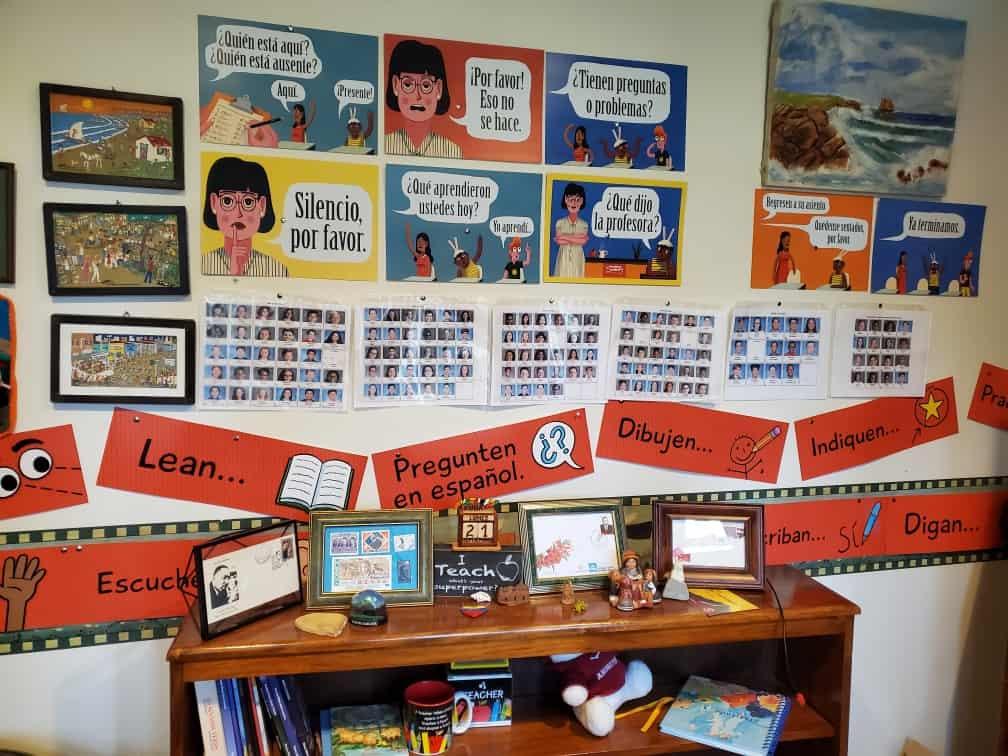 Ellen Shrager's Virtual Classroom
