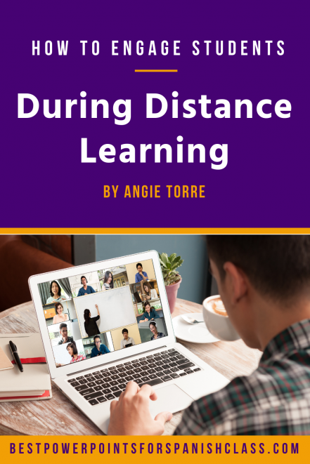 How to Engage Students in Distance Learning