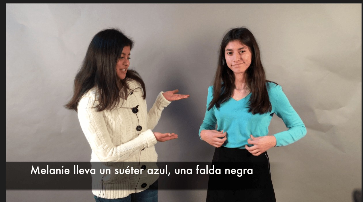 La ropa Spanish Video: Everything you need to teach Spanish One Effectively